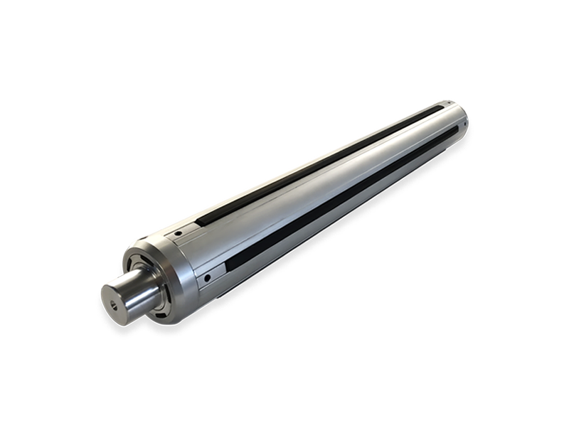 c5ag air shaft that features an aluminium body with 5 gripping strips in rubber